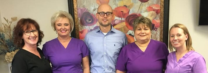 Staff at Plaxco Chiropractic Associates, LLC
